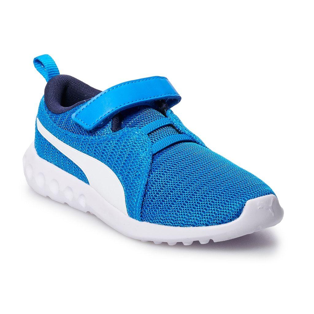 PUMA Boys Carson 2 Preschool Casual Sneakers,