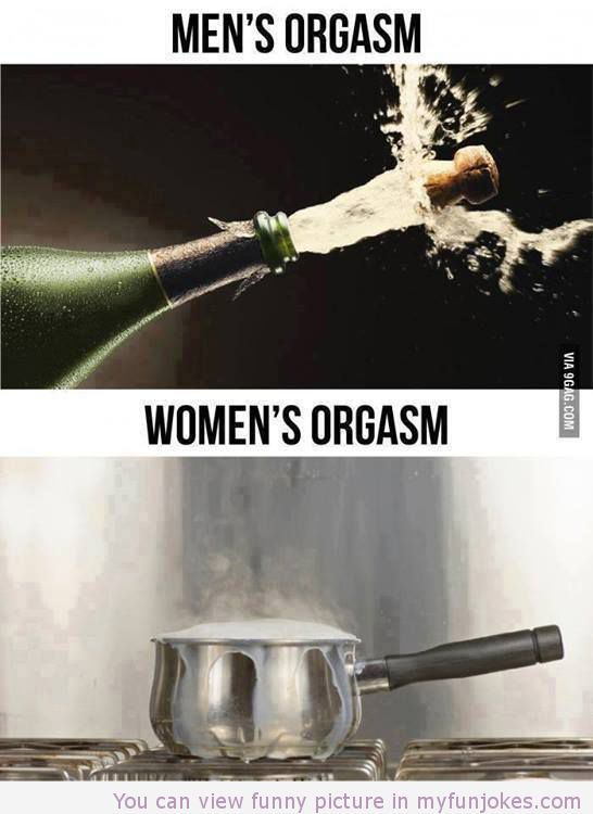 male orgasm vs female orgasm The Differences Between Male And Female Orgasm - Elite Daily.