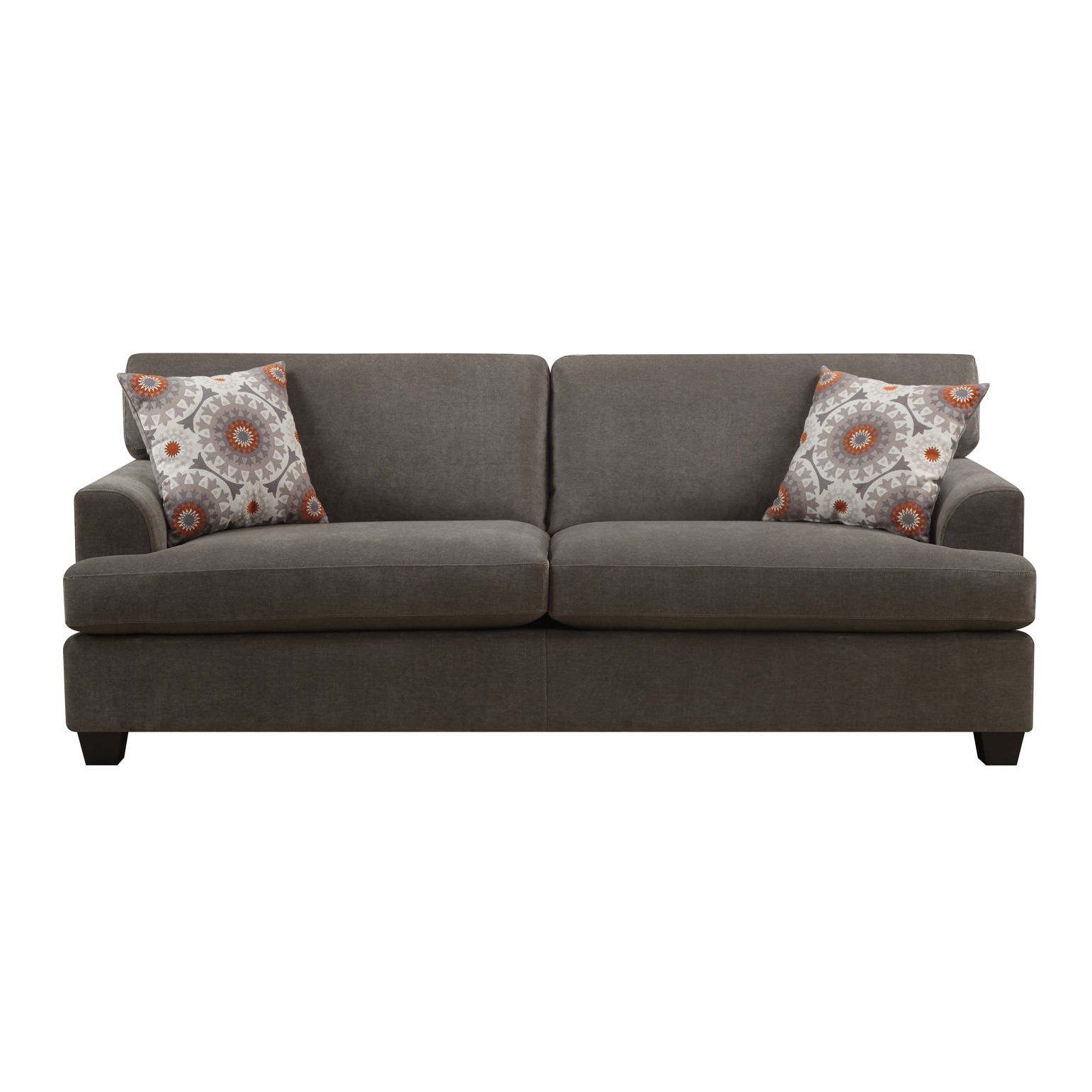 Ashley Yvette Steel Sofa I love the color and the design on the