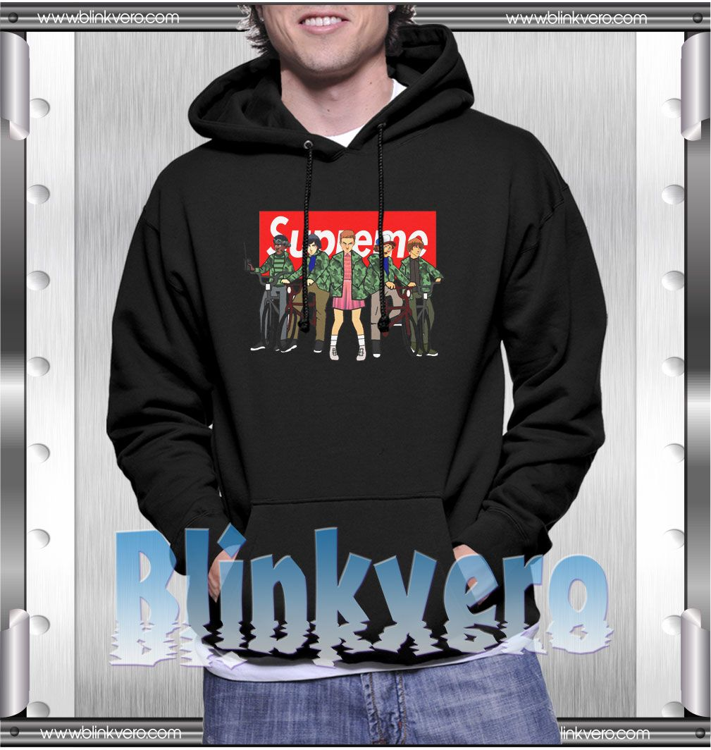 f47518467857 Supreme Stranger Things Style Shirts For Mens Size S-3XL Unisex Hoodie    Price   30.00   FREE Shipping     shirts