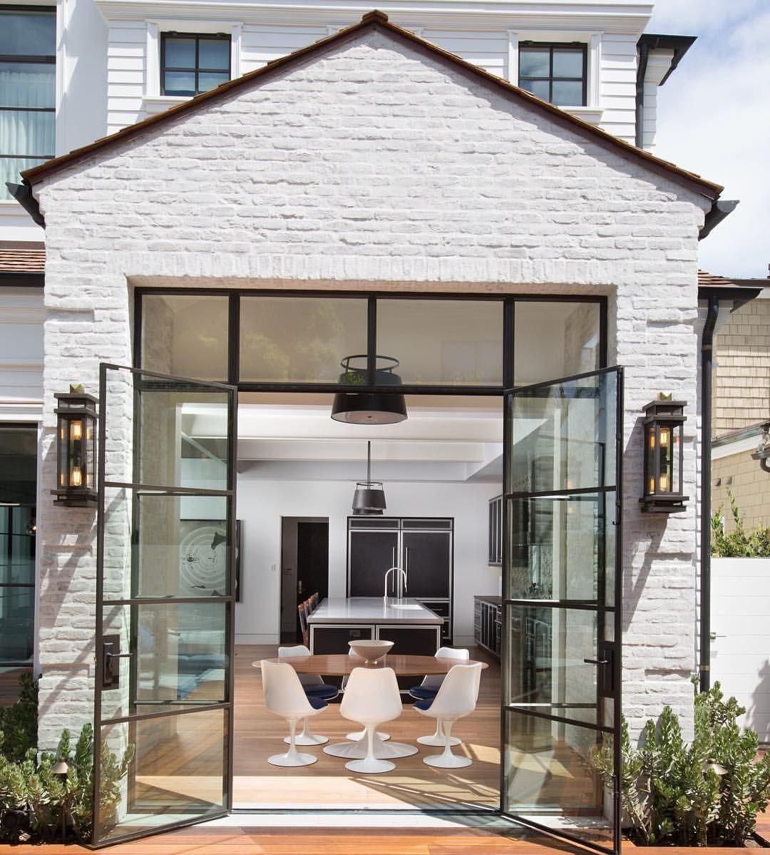 Brick Home Exterior Design Ideas: White Brick Wall Texture Interior Background Design Ideas