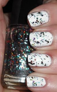 ULTA Pinata-Yada-Yada over white, I have Pinata-Yada-Yada but I still need white...
