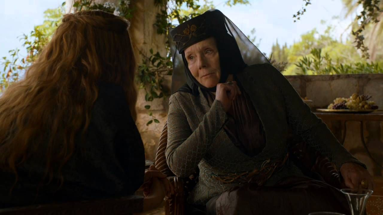 Contains Spoilers Game Of Thrones Season 4 Episode 4 Clip