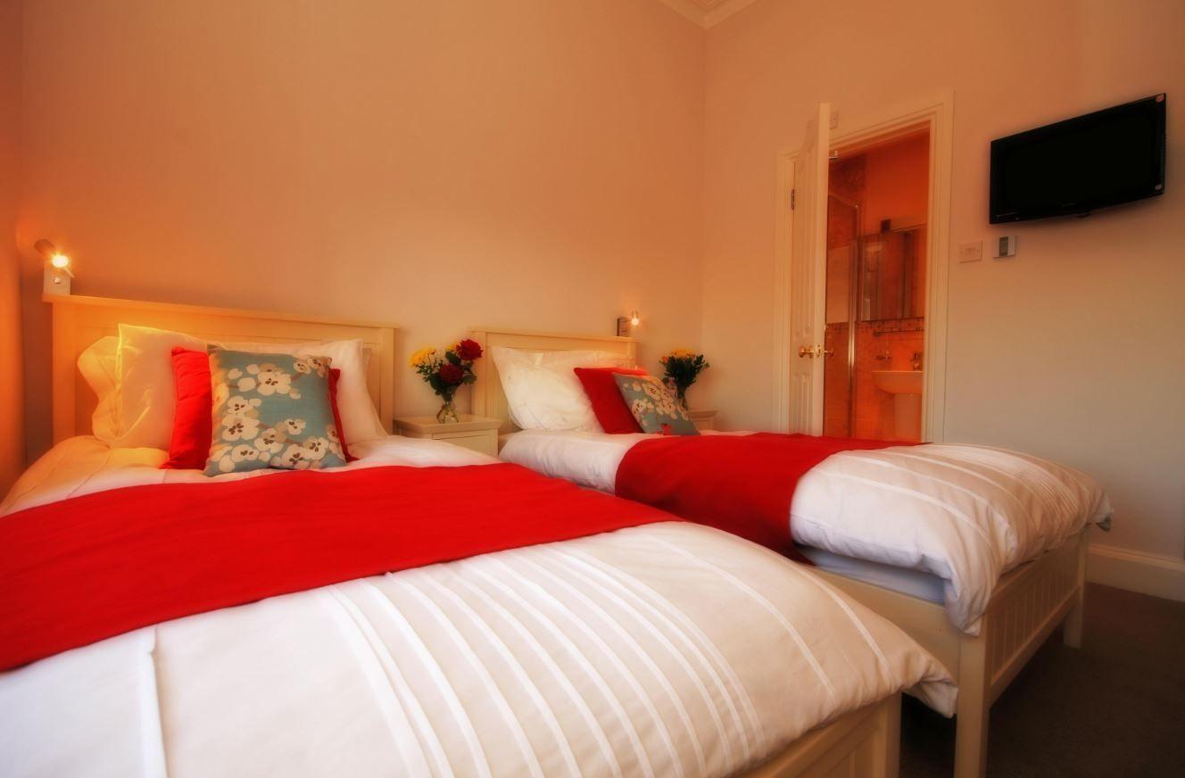 Number 27 Morningside offers awardwinning guest house