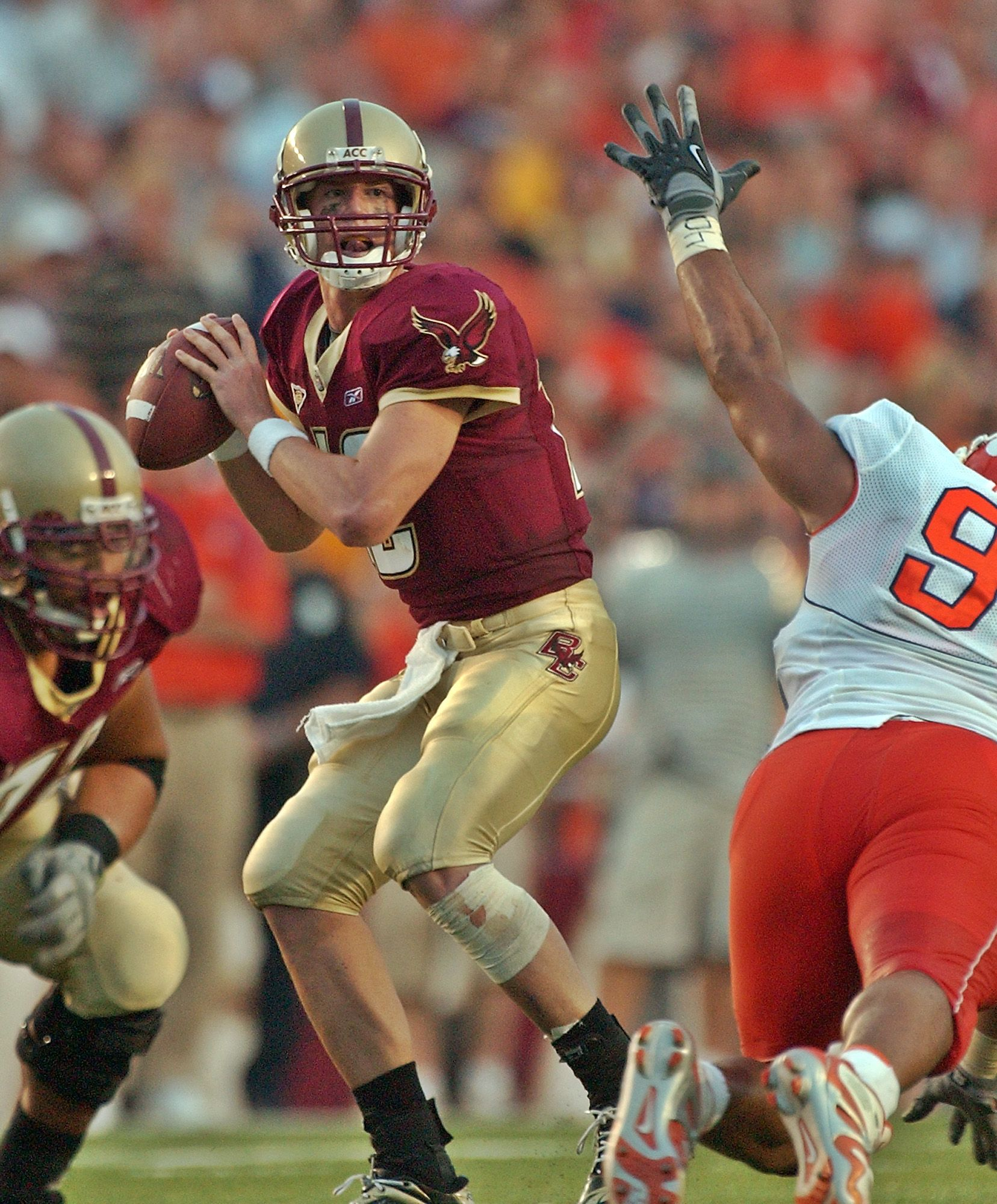 Matt Ryan Boston College Football Helmets Matt Ryan Football