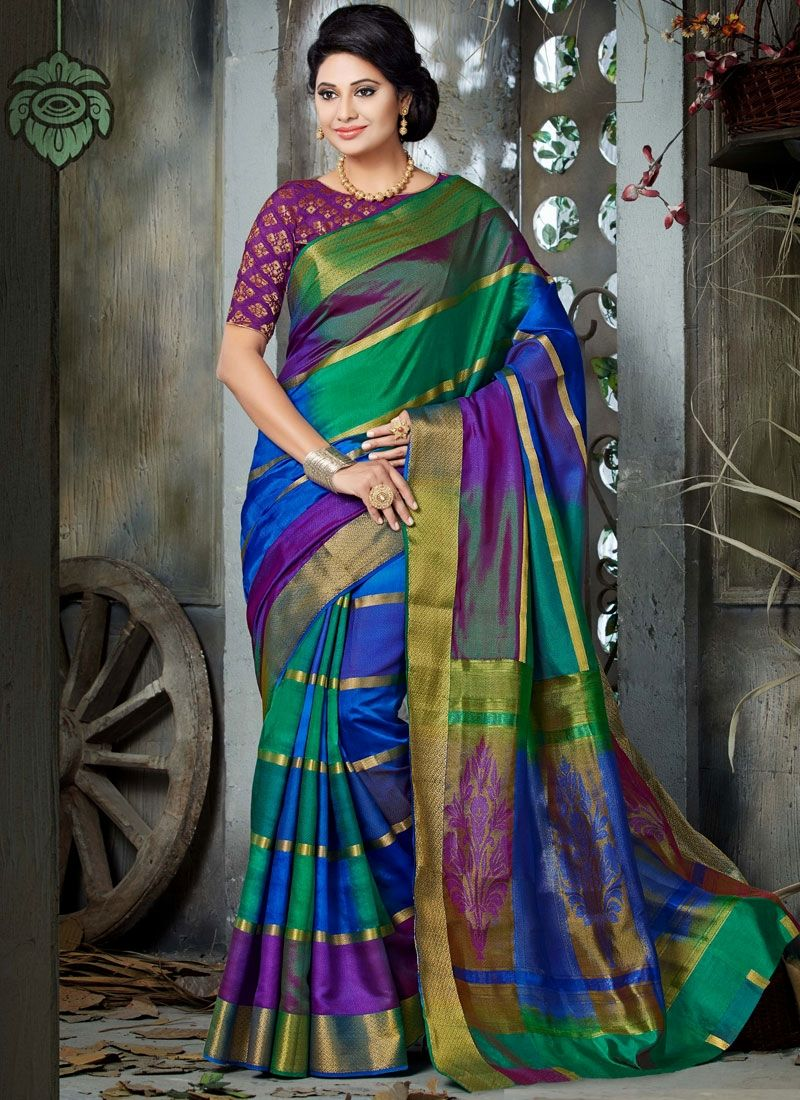 Stunning indian designer ethnic traditional saree Shop this