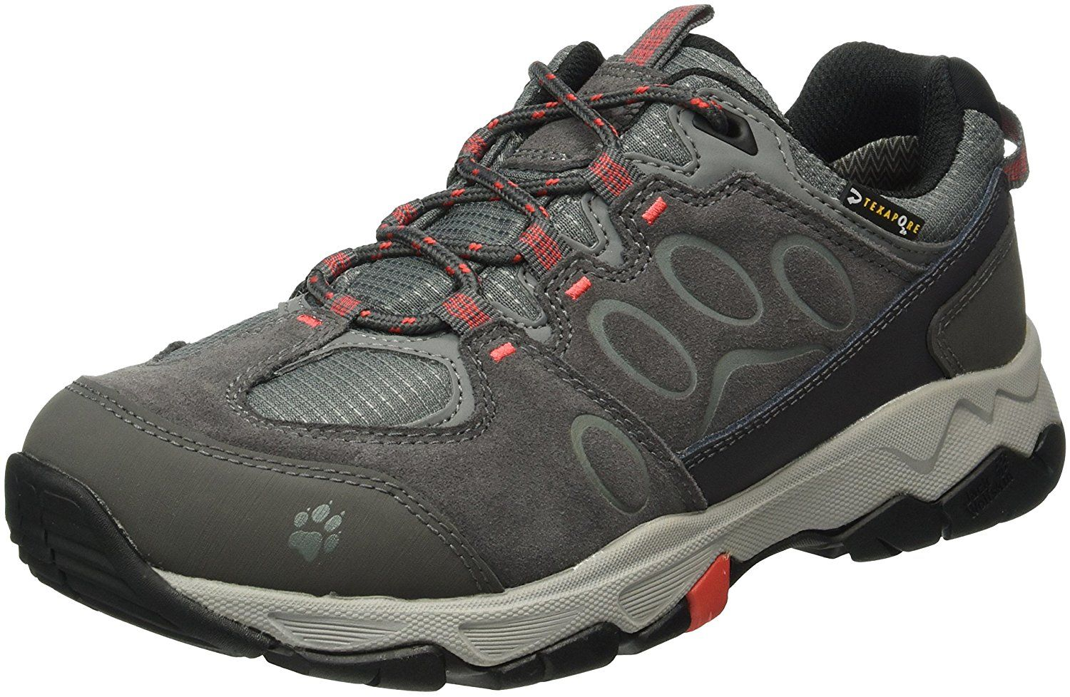 Jack Wolfskin Women's Mtn Attack 5 Texapore Low W Hiking Shoe *** Want additional info? Click on the image.