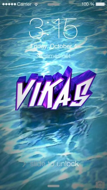 Vikas as a 3D Wallpaper  Best Games Wallpapers in 2019  Name