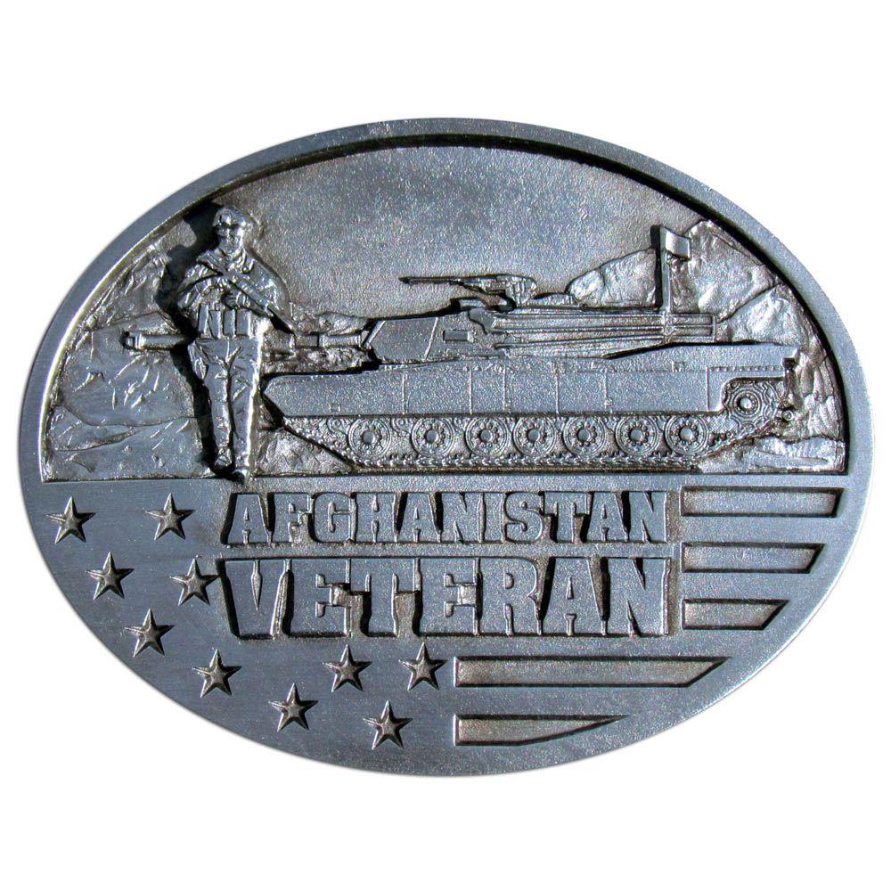 Siskiyou Military US Navy Retired Enameled Belt Buckle
