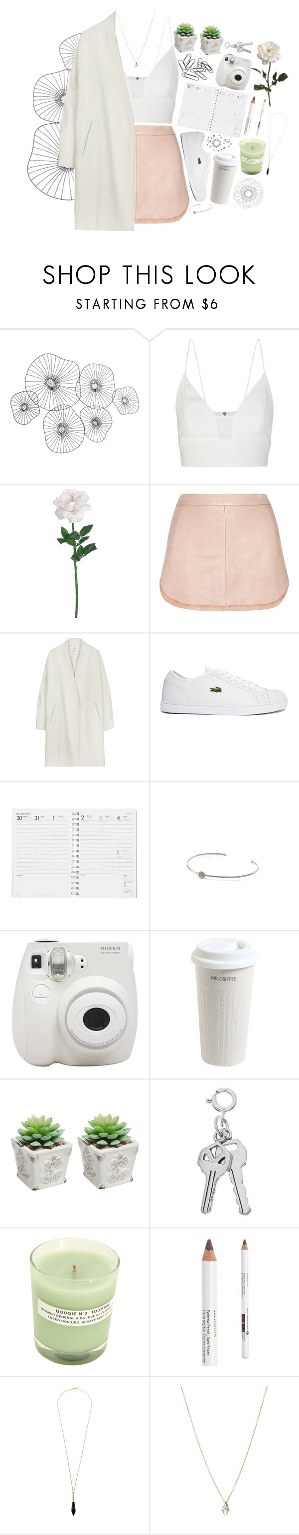 """Geen titel #226"" by sophievalk ❤ liked on Polyvore featuring Cyan Design, Narciso Rodriguez, Mason by Michelle Mason, Lacoste, Pernille Corydon, Mr. Coffee, A.P.C., Korres, Boutique by Lola and ASOS"