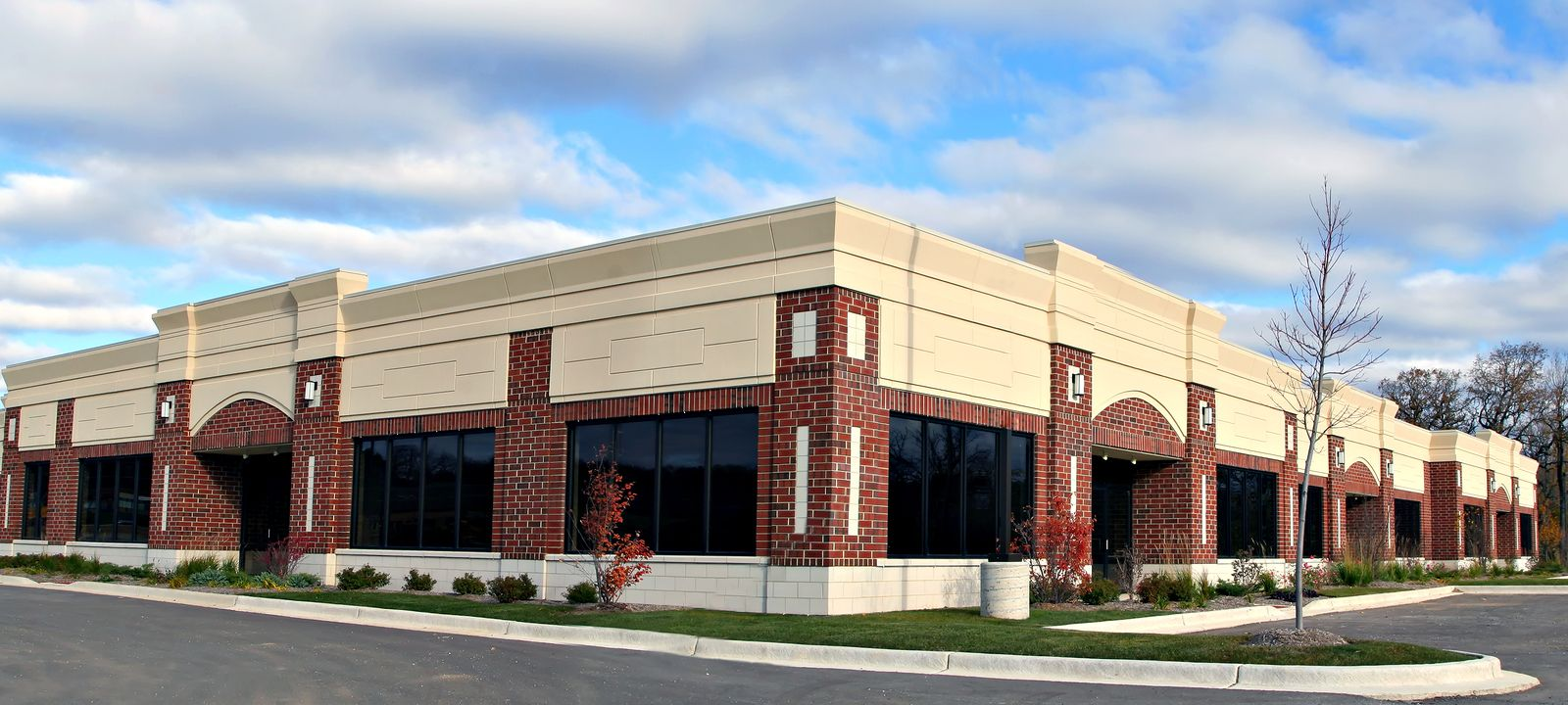 Single Story Office Building Designs Our Lease Is Expiring We Need New Offices And More Space What Can Commercial Property Building Property