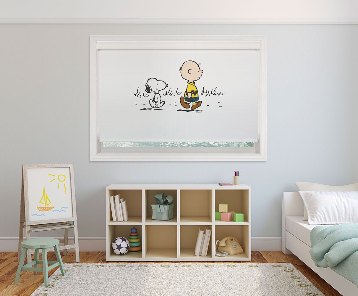 peanuts charlie brown and snoopy roller shades are a simple and deer decals giraffe wall decal jungle safari by dreamkidsdecal