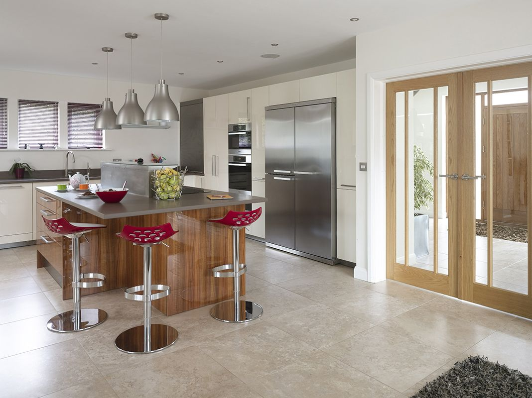 Kitchen Dining Open Plan