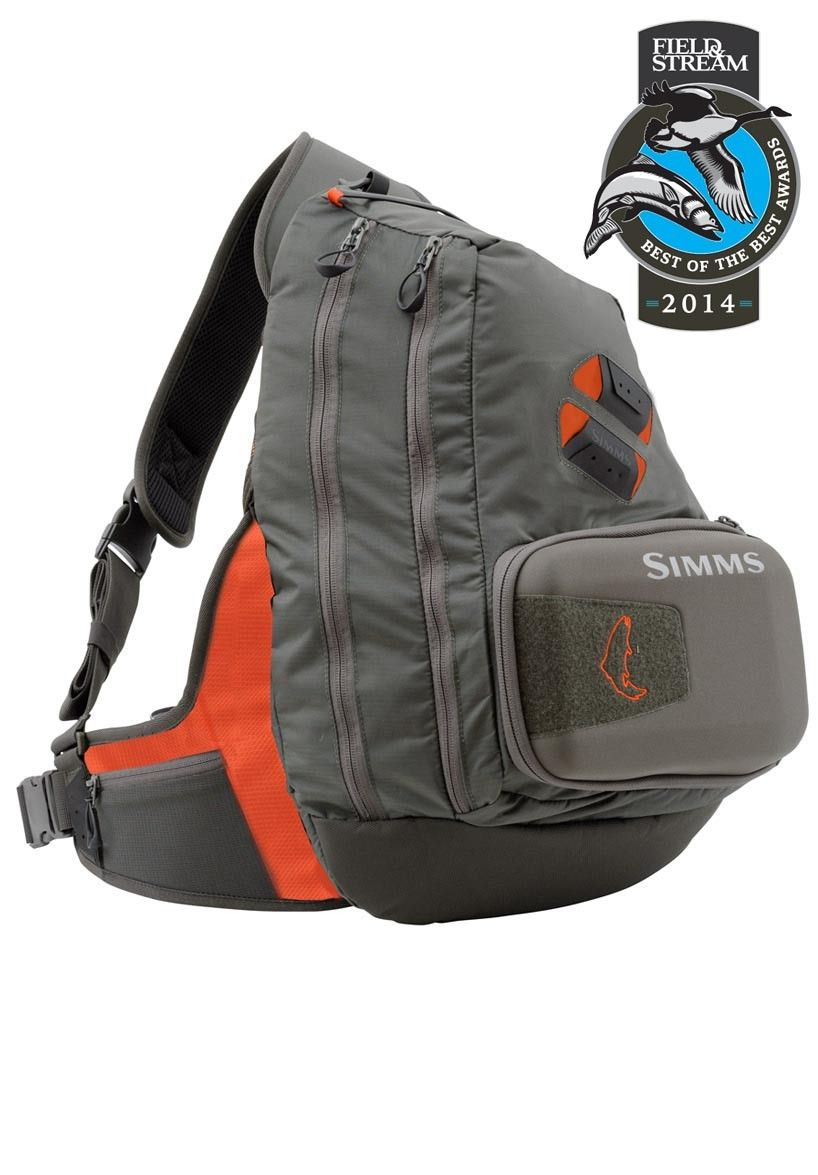 Headwaters Large Sling Pack Fishing Waders Fishing Backpack Fly Fishing Gear