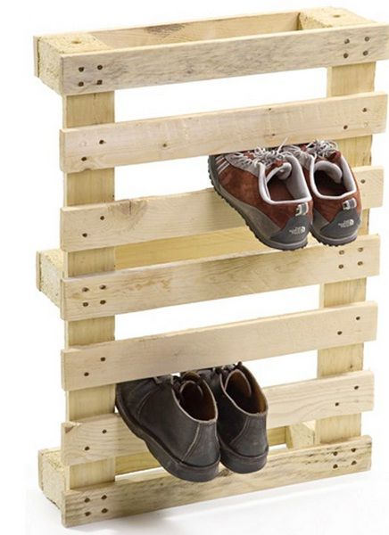 20 Creative Shoe Storage Ideas For Small Spaces/ perfect for the garage