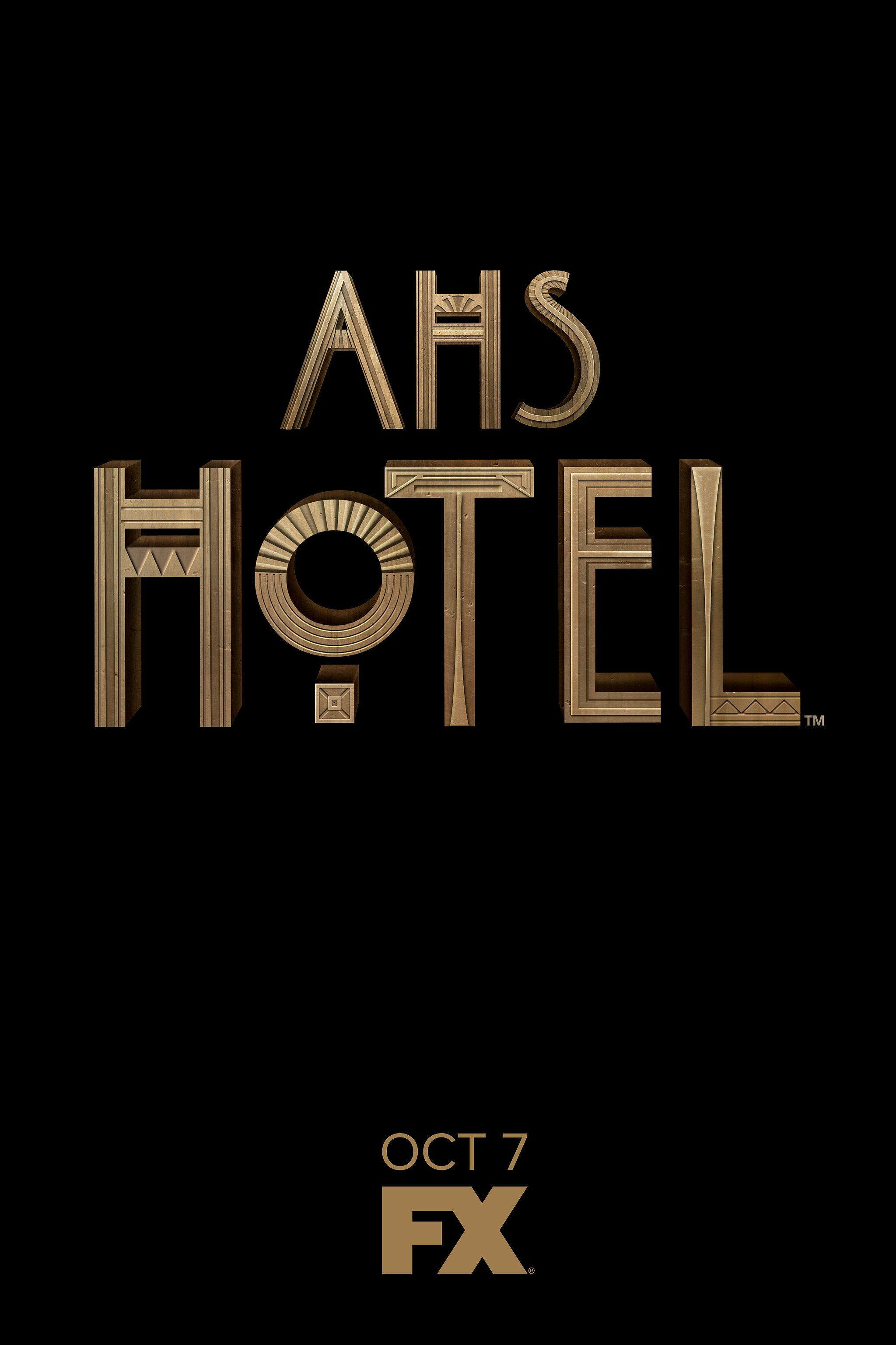 American Horror Story Hotel Has A Premiere Date Plus See The