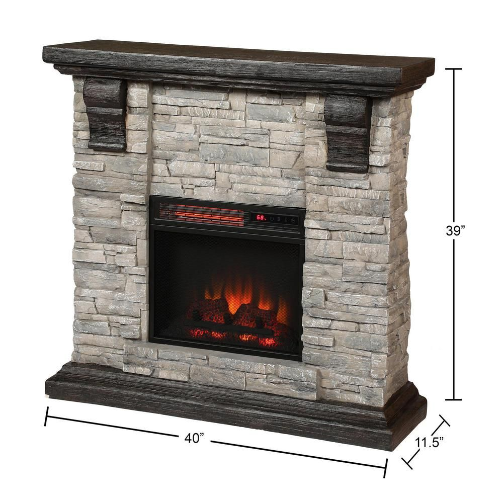 Home Decorators Collection Electric Fireplace