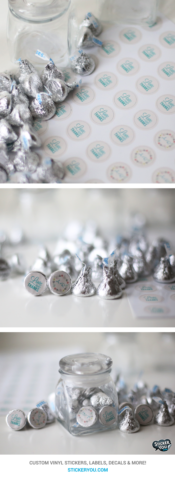 Candy Labels   Favours, Candy labels and Wedding