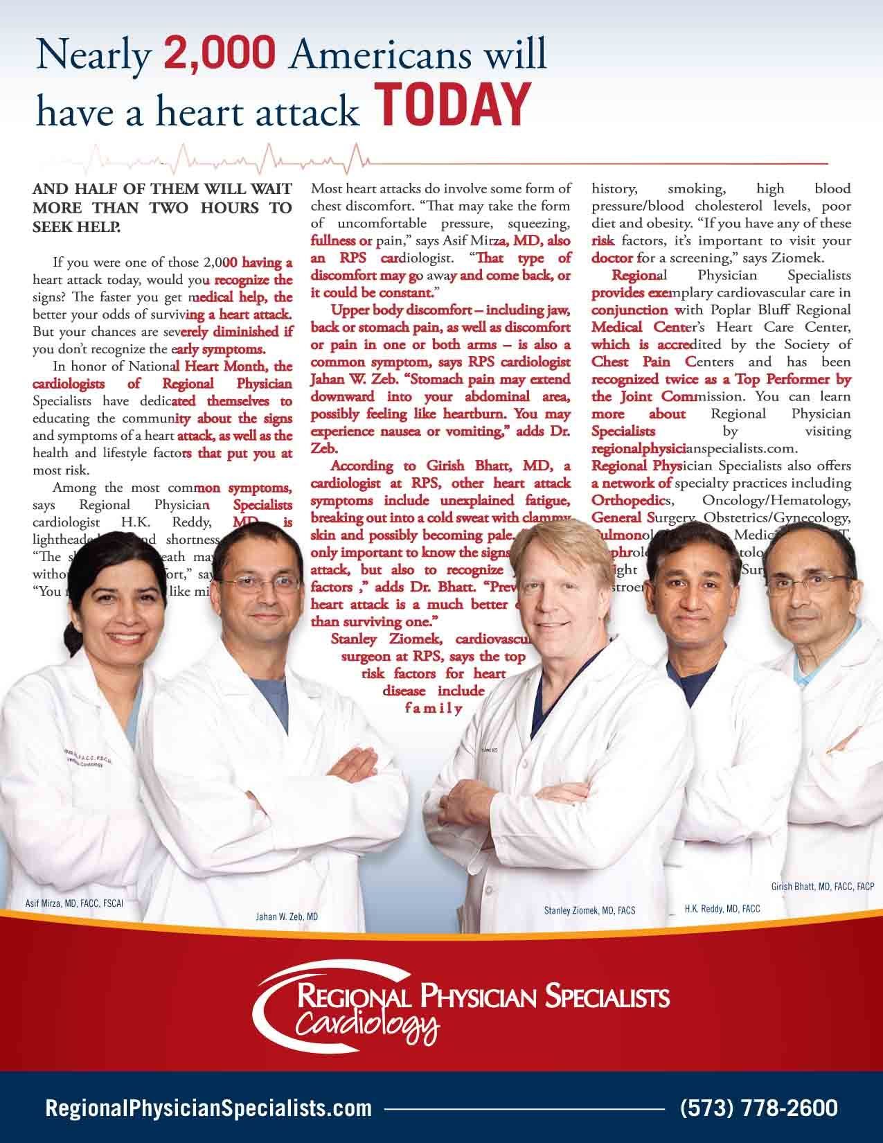 Advertising – Coulis Cardiology  Cardiology Ads