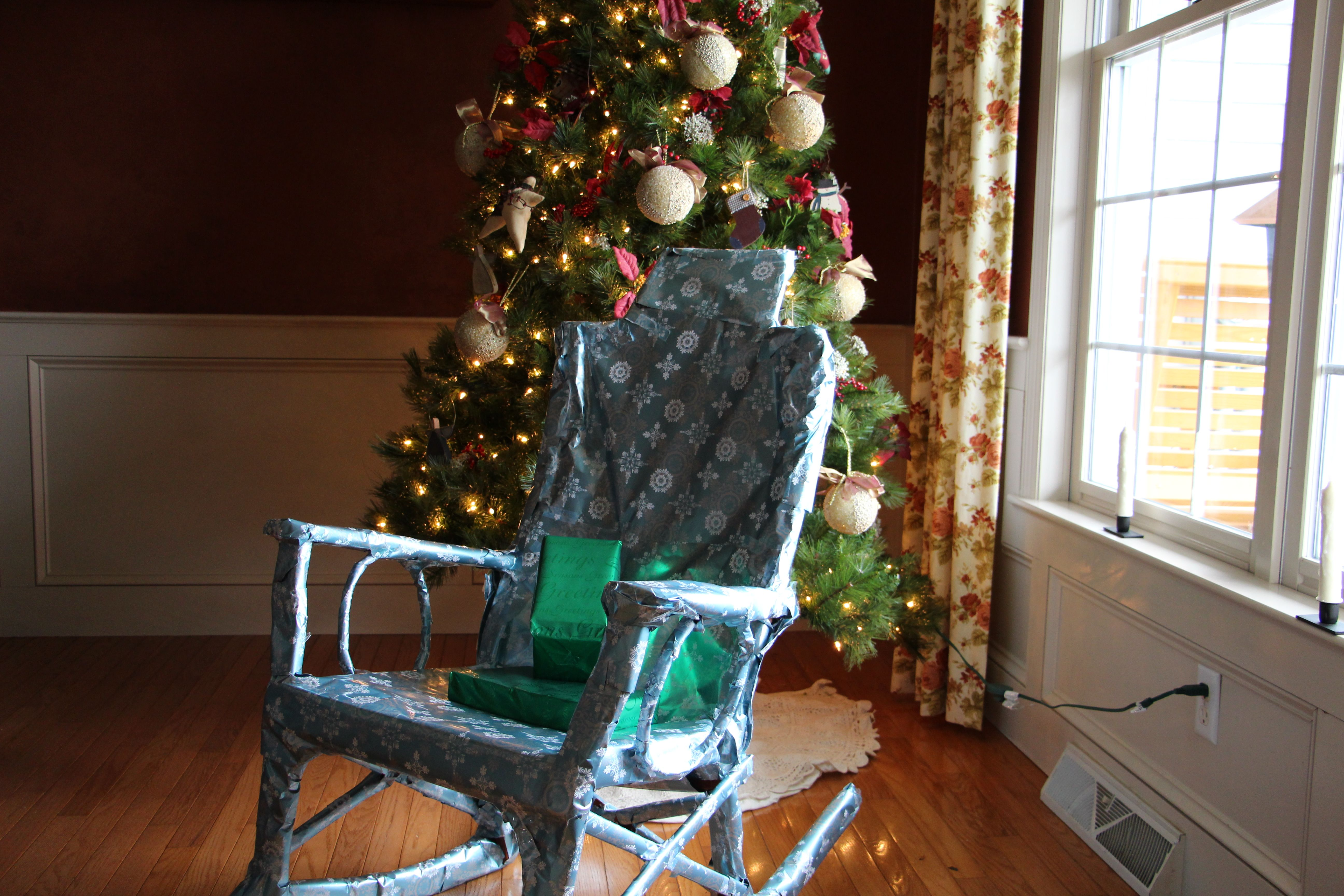 How To Gift Wrap Your Furniture Peaceful Valley Furniture Blog Furniture Blog Holiday Decor Gift Wrapping