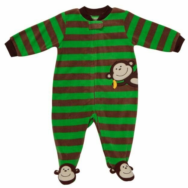 Just One You by Carter/'s Toddler Boy Cars Sleeper No Slip Feet Size 2T NWT