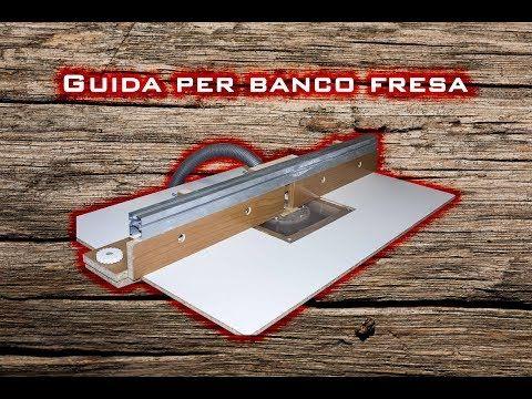 Tavolo fresa ~ Fai da te guida per banco fresa youtube banco fresatura