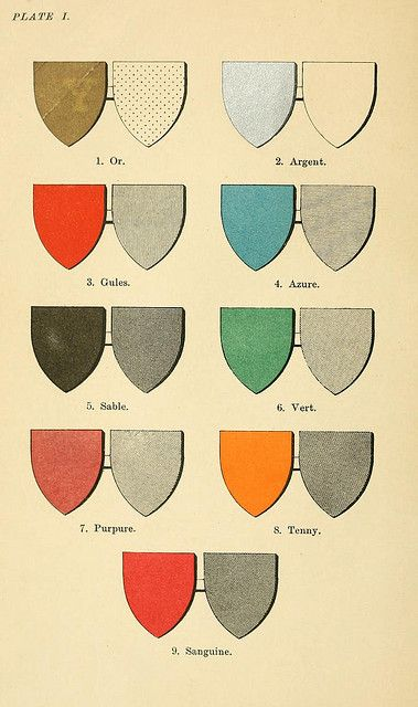 Scottish Heraldry Made Easy   Flickr - Photo Sharing!