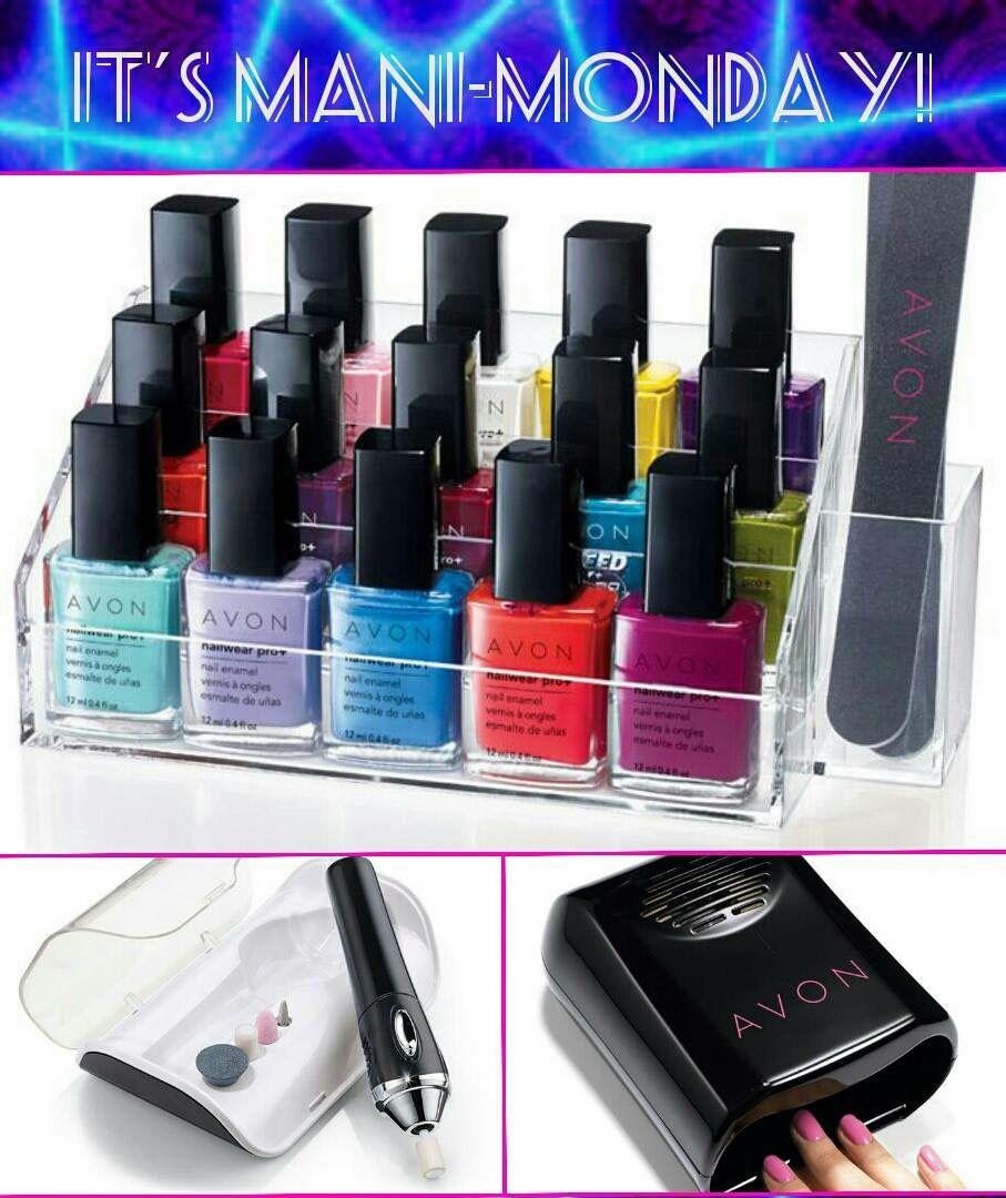 Love Avon nail polish and wide array of beautiful sassy