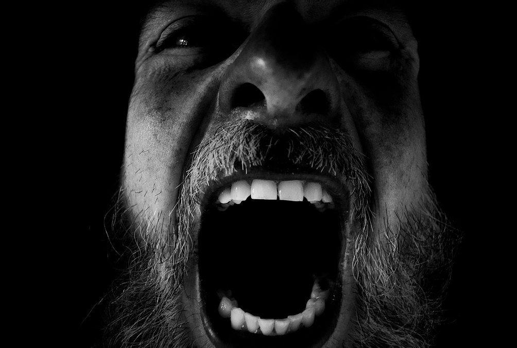 Scream I´m on fire! I love the world, but i´ts driven me crazy.