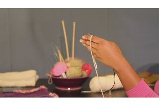 How to Knit a Box (8 Steps)   eHow