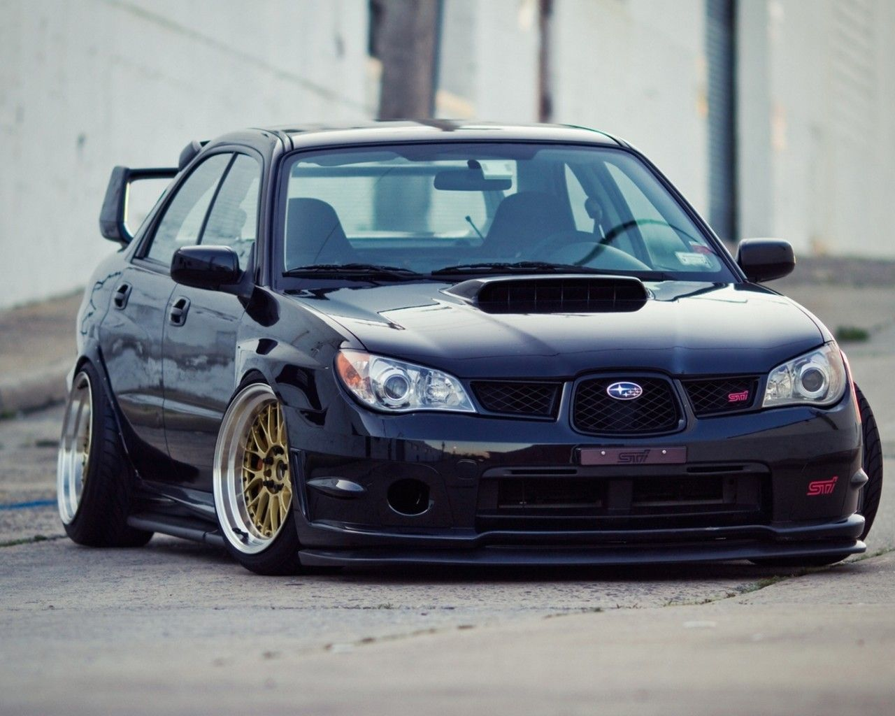 subaru impreza mk2 sedan hawkeye tuning cars. Black Bedroom Furniture Sets. Home Design Ideas