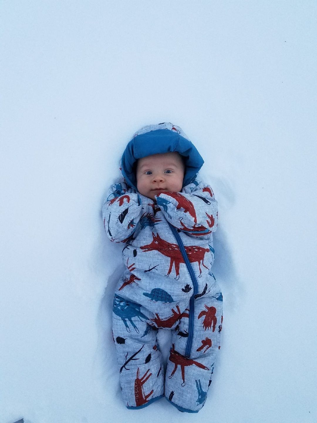 Printed Baby Grow This Is What An Awesome Snowboarder Looks Like