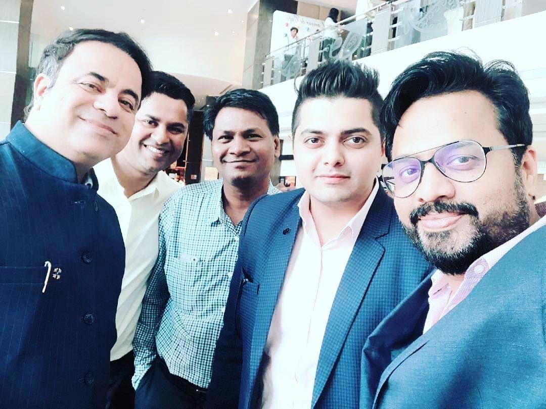Networking With Ashwini Kukreja Sir Shyam Sharma And Bni Friends