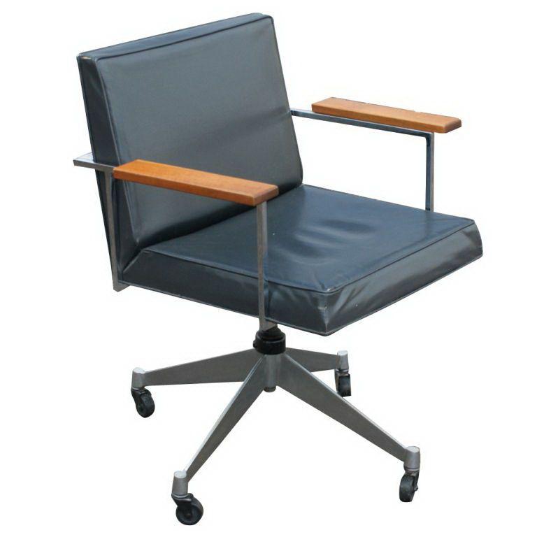 Rare George Nelson For Herman Miller Desk Chair