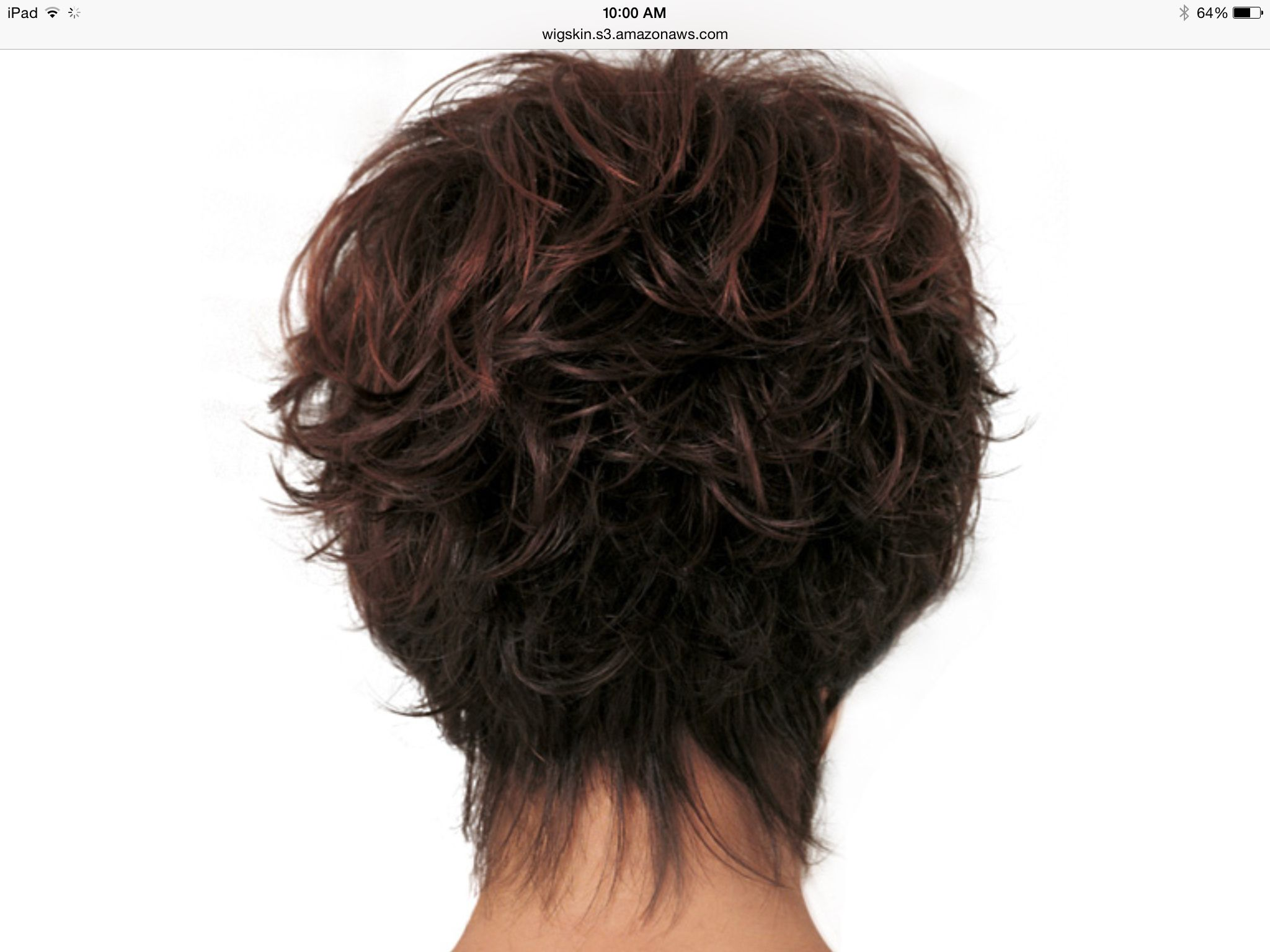 short wispy neckline haircuts wispy neckline hair styles short hairstyles for women