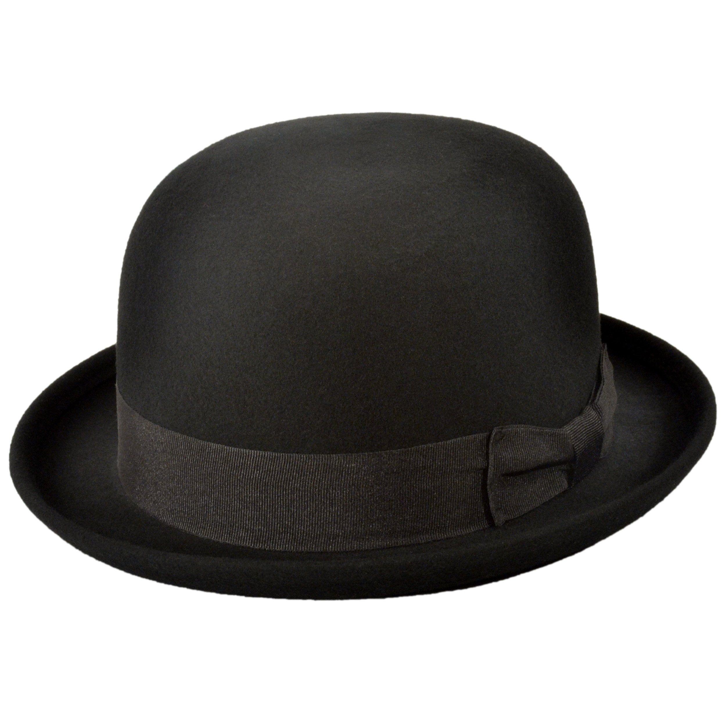 c74a711c48ac4 Generic - Chapeau melon - Femme Noir * | sombrero/chapeaux y luneta ...