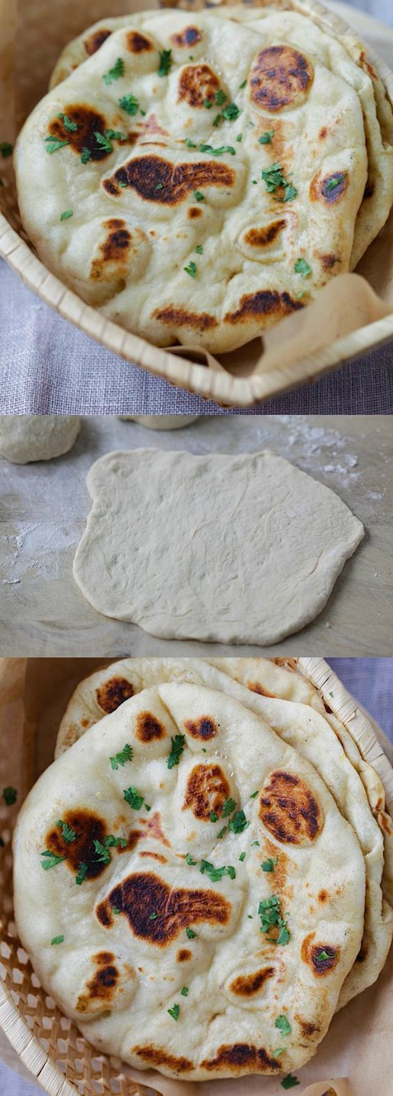 Naan â the easiest homemade Indian naan recipe that you