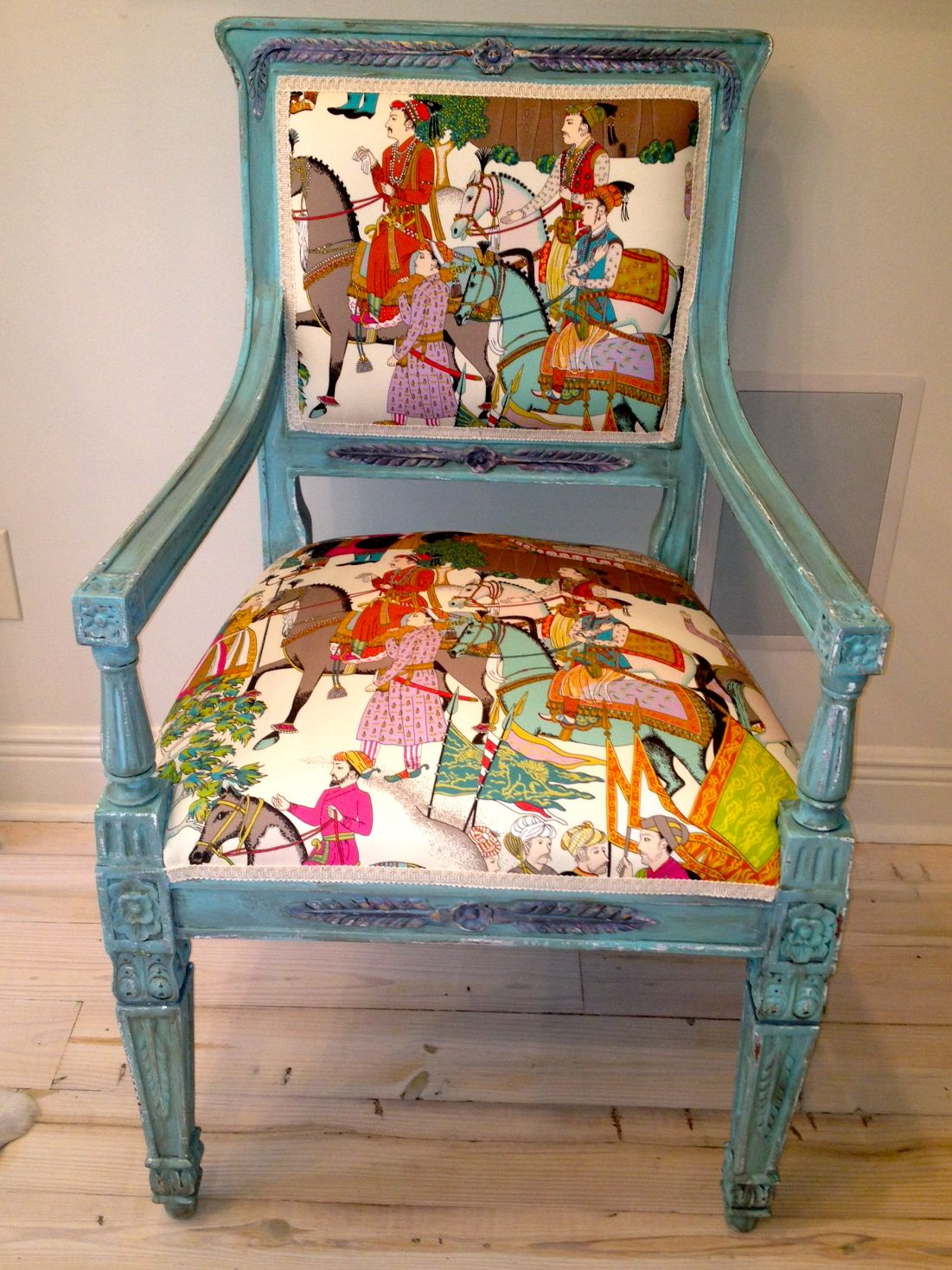 perch new orleansManuel Canovas Fabric  Chairs