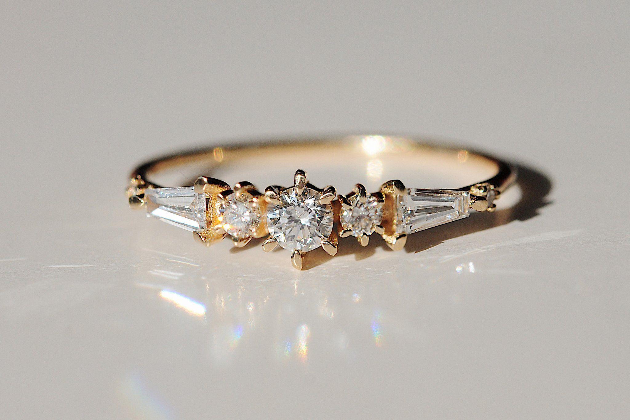41++ Rose gold wedding rings cheap info