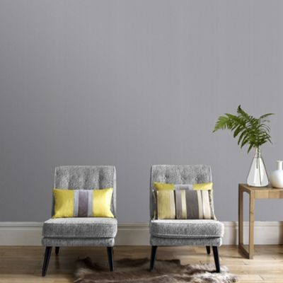 Laurence Llewelyn-Bowen Silver Portego Wallpaper- at Debenhams.com