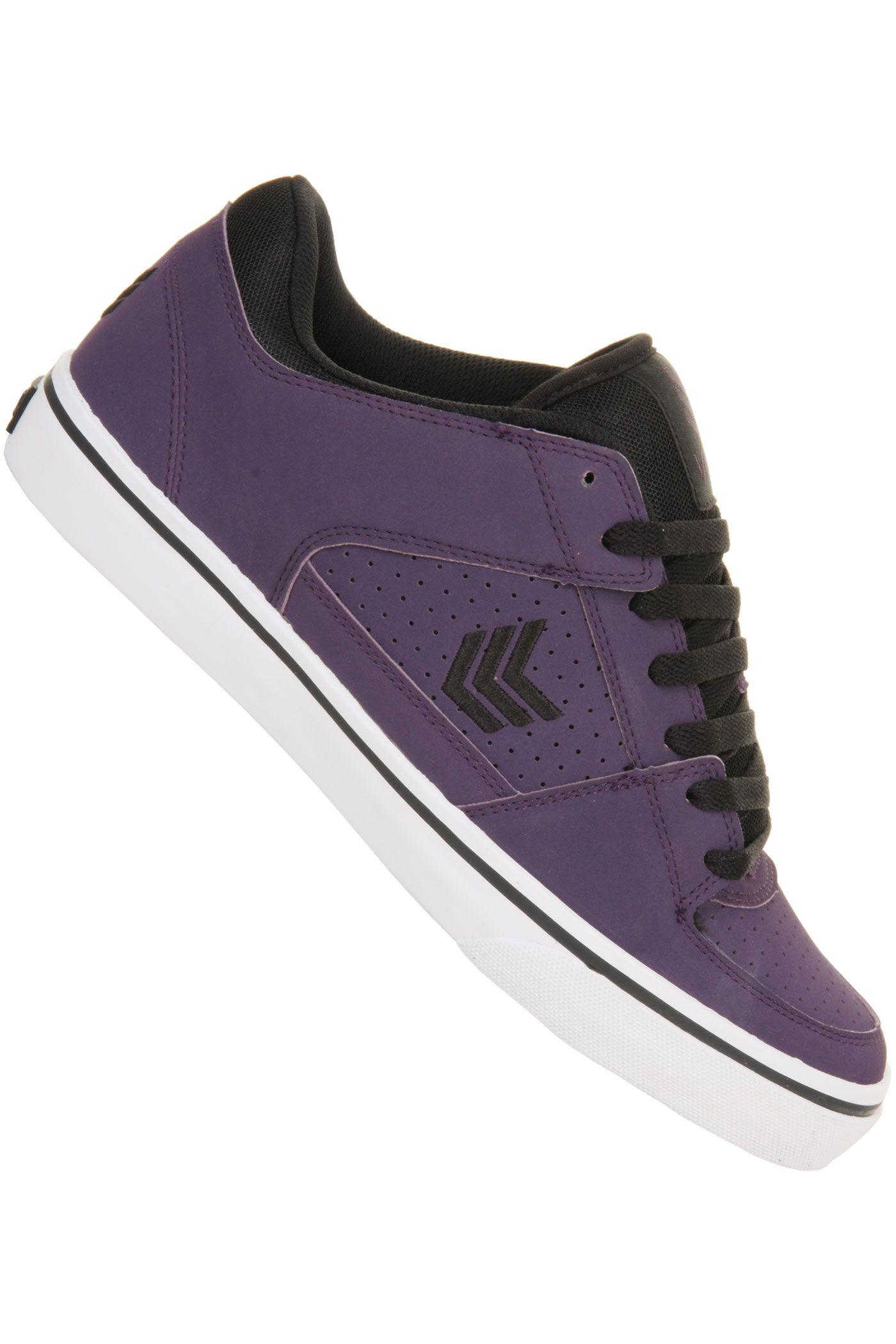 Emerica Skate Shoes Reynolds Purple/White, número de zapato:42
