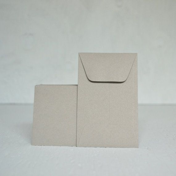 25 gravel gray gift card envelopes coin envelope business card 25 gravel gray gift card envelopes coin envelope business card envelope diy weddings reheart Choice Image