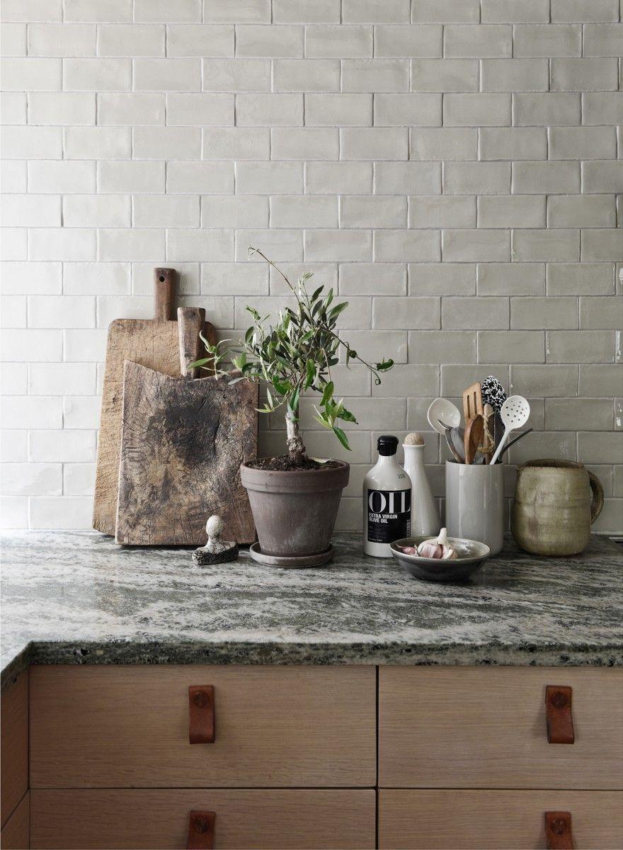 Tile love. - Burch Kitchen back splash | KÜCHE | Pinterest | Küche ...