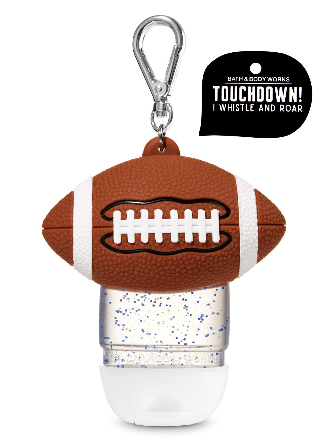 Noise Making Football Pocketbac Holder By Bath Body Works Bath