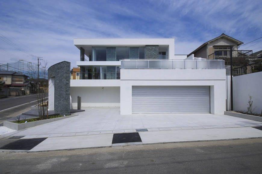 混構造の家 風光と上質感が薫る家 アーキッシュギャラリー ホーム