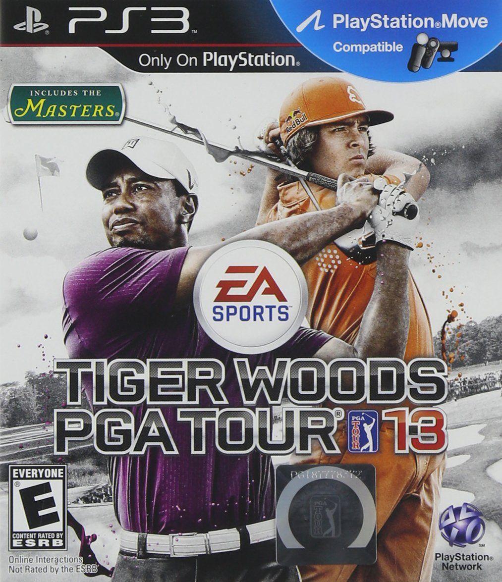 Golf *** Tiger Woods PGA TOUR 13 Playstation 3 *** You