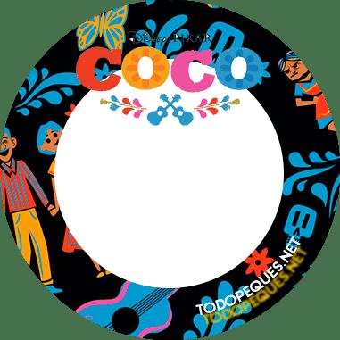 Compartimos un nuevo diseño de Kit para Imprimir Gratis de Coco, lo ...