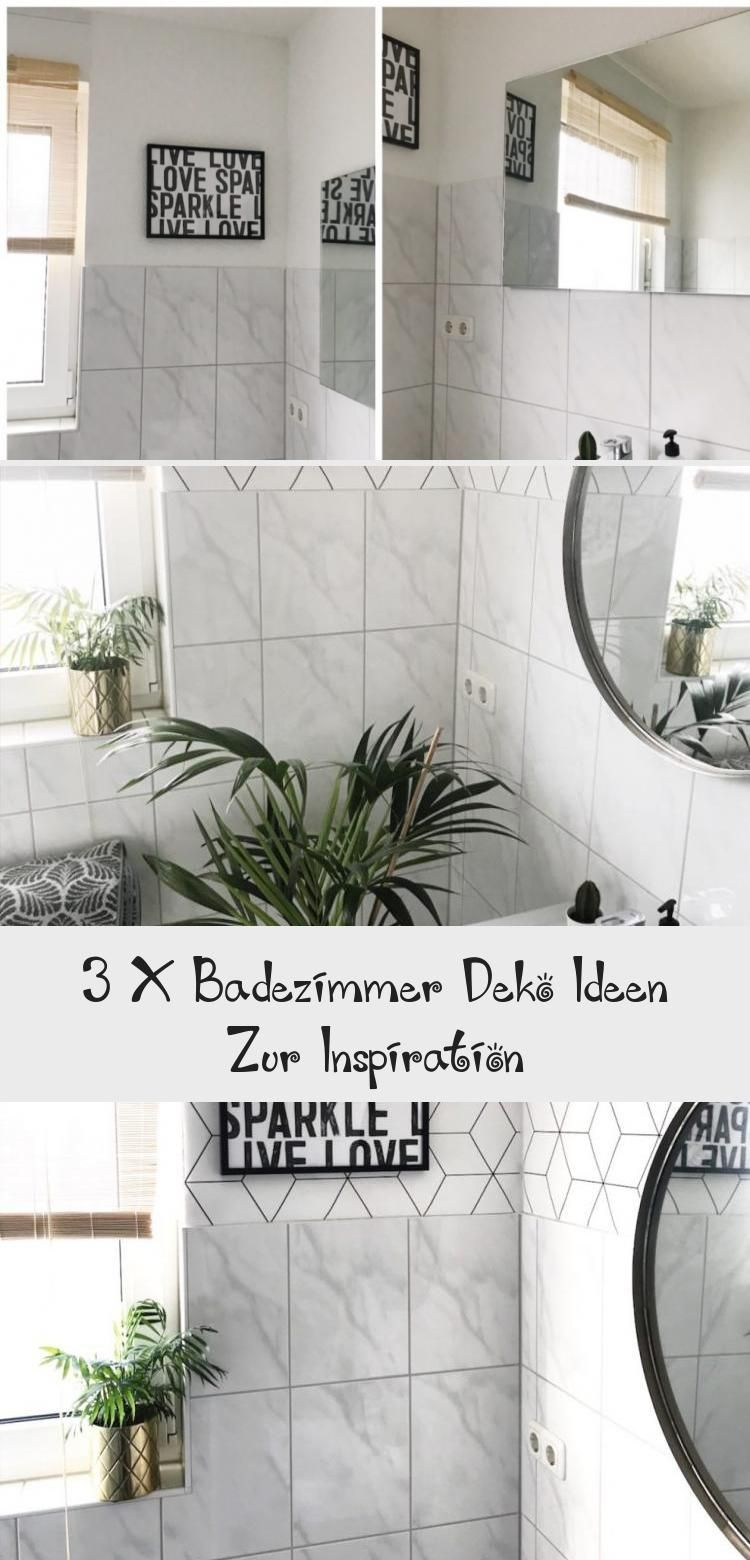 3 X Badezimmer Deko Ideen Zur Inspiration Decor Home Decor Mirror
