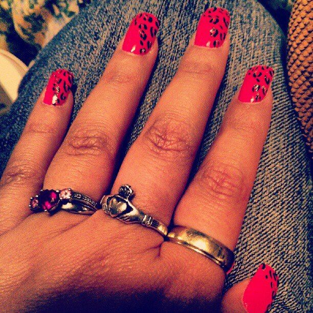 I loved these nails!