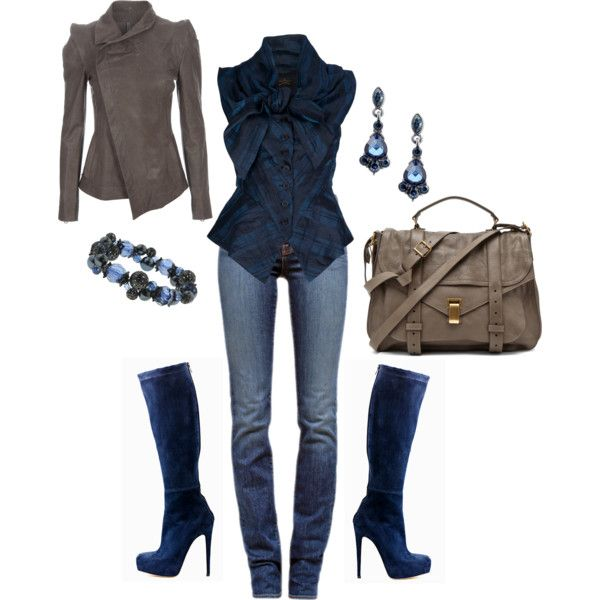 """""""For Early Fall"""" by deborah-simmons on Polyvore"""